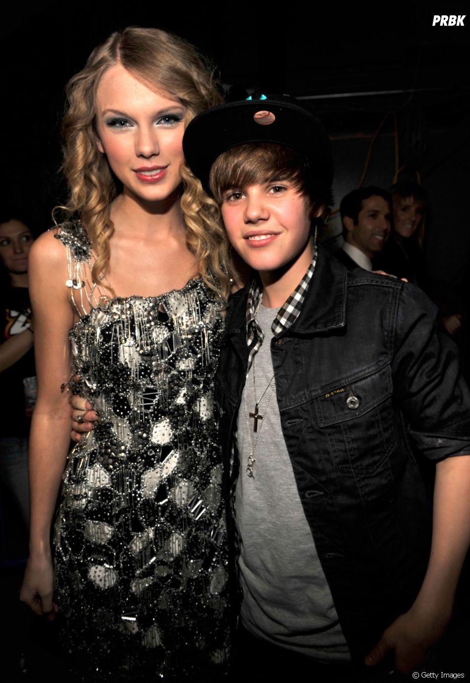Justin Bieber e Taylor Swift já foram amigos