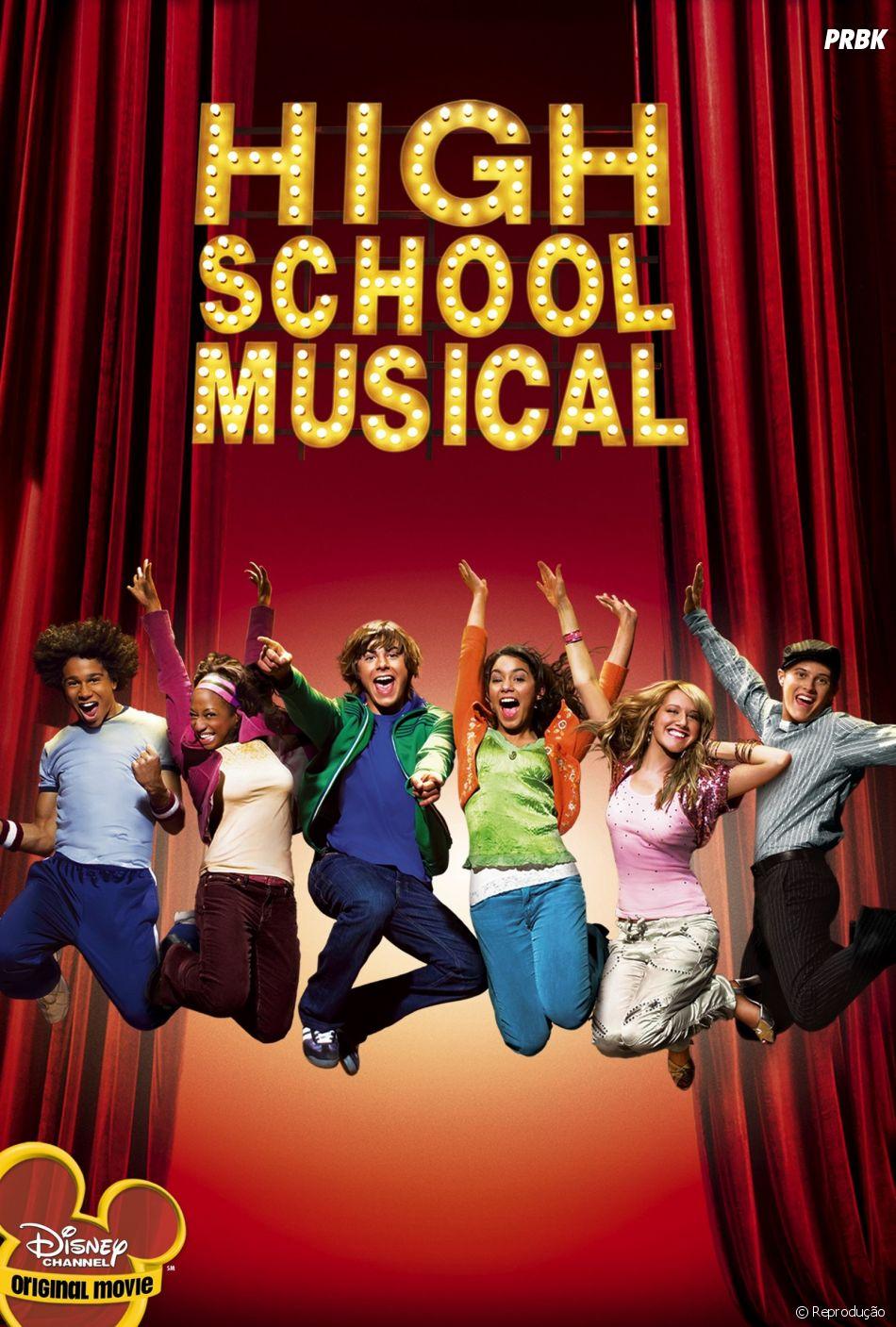 """""""High School Musical"""": série do Disney+ contará com versões novas da música"""