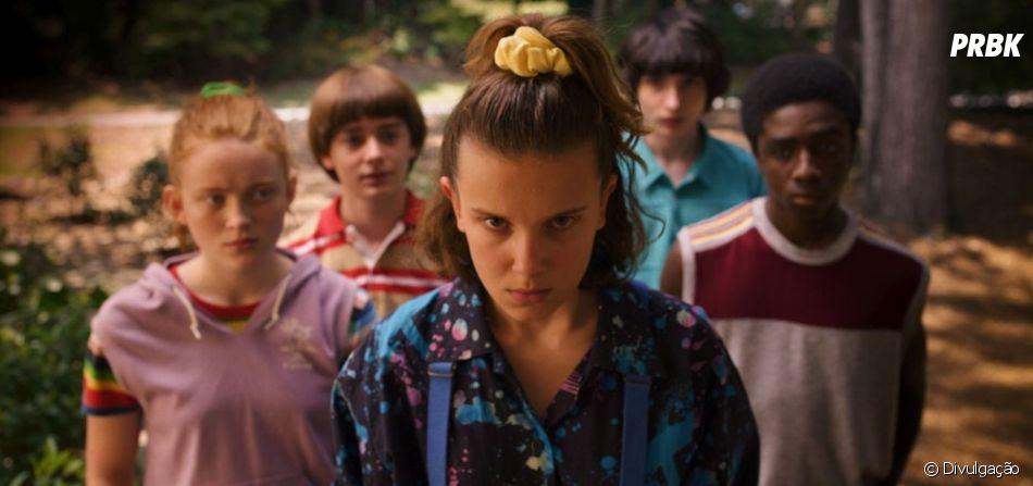 """""""Stranger Things"""" vai entrar em sua quarta temporada, em data ainda não anunciada"""