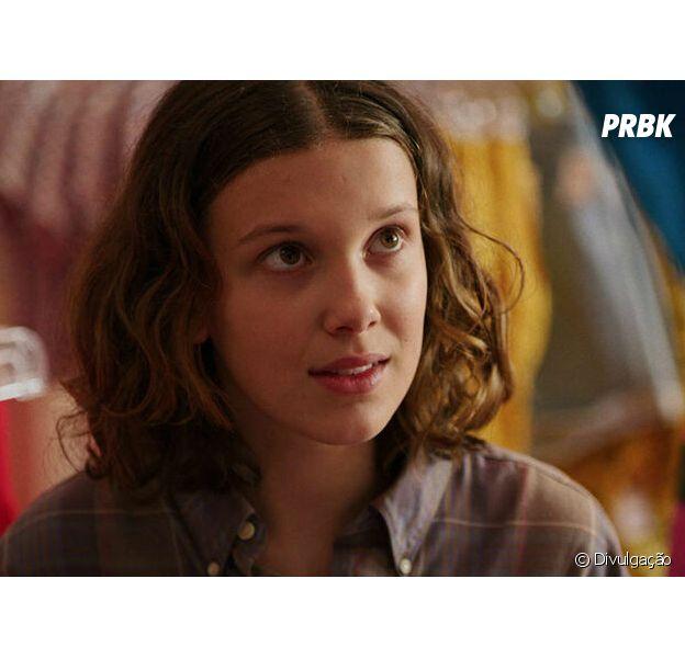 """""""Stranger Things"""": Millie Bobby Brown quer que Eleven tenha uma jornada sozinha"""