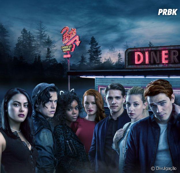 """Dois atores de """"Riverdale"""", além de Cole Sprouse, também participaram de """"Friends"""""""