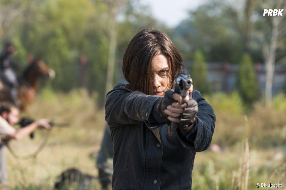 """""""The Walking Dead"""": retorno de Maggie (Lauren Cohan) é anunciado na New York Comic Con"""