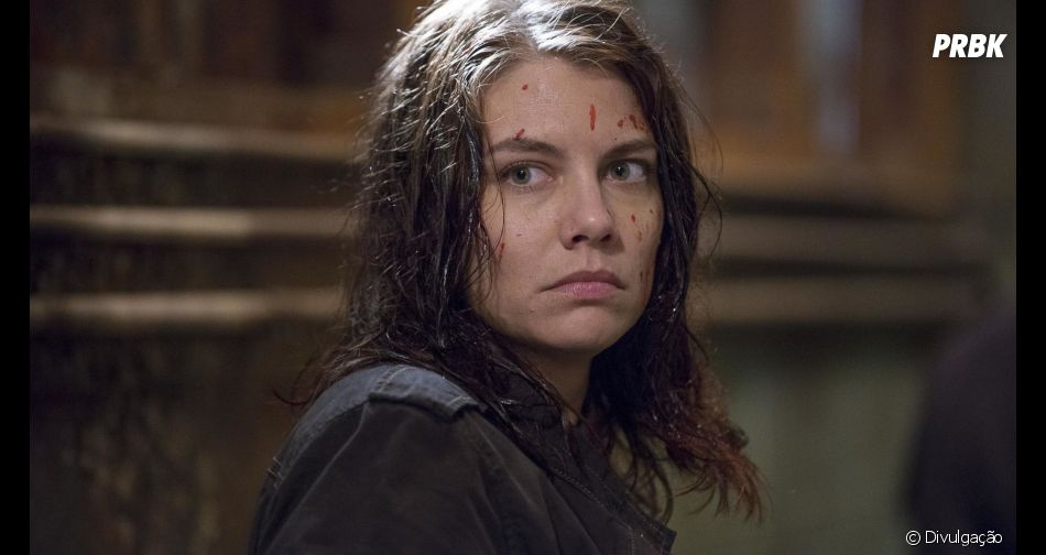"""Maggie (Lauren Cohan) terá papel importante em """"The Walking Dead"""""""