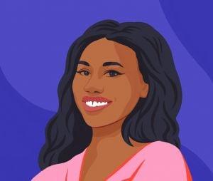 Zandra Cunningham, 19 anos, Jovem Empresária