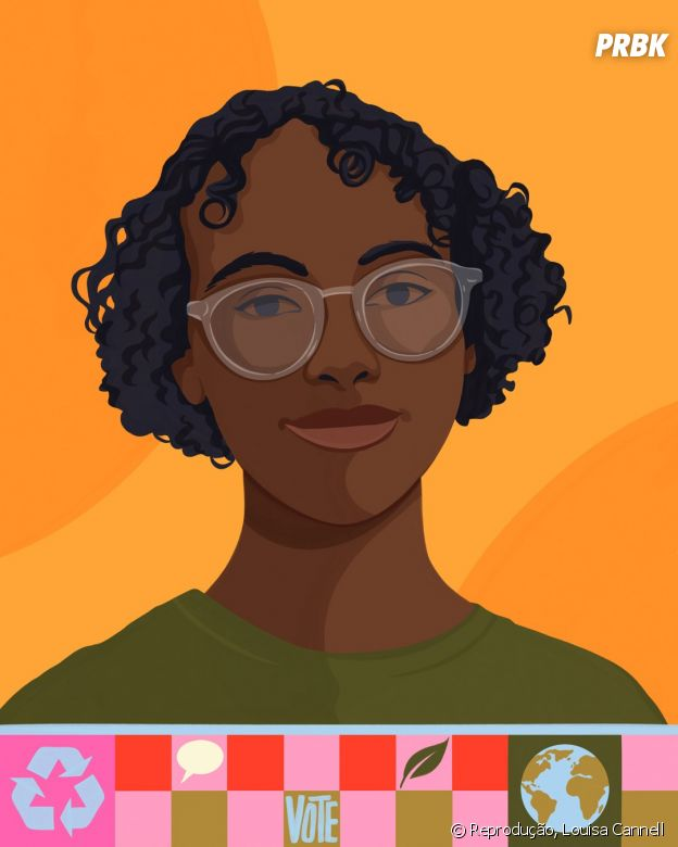 Isra Hirsi, 16 anos, Futura Presidente