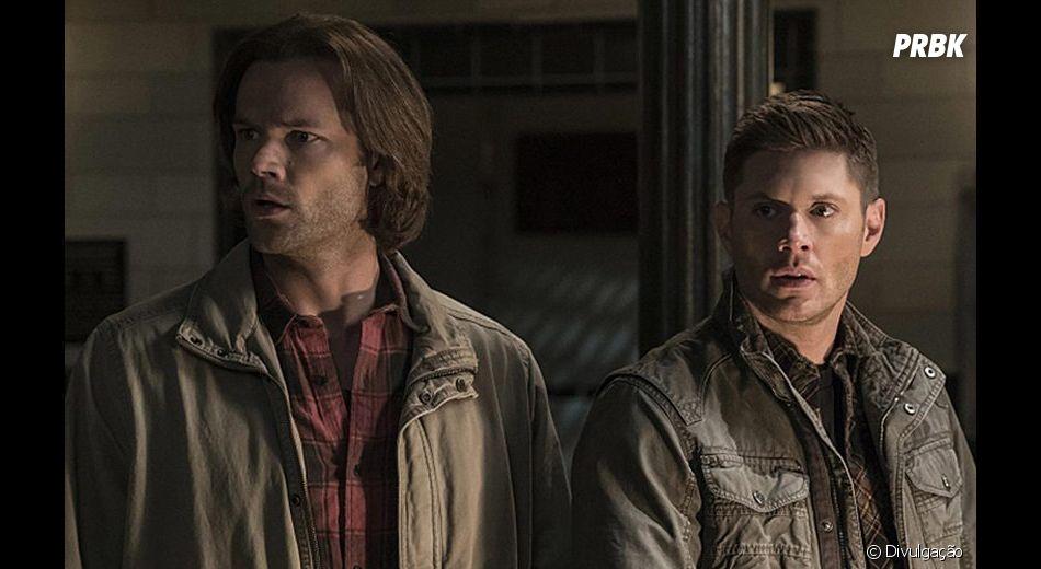 """Texto na internet diz que Deus (Rob Benedict) não será o grande vilão de """"Supernatural"""""""