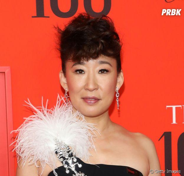 """Sandra Oh ficou pensativa sobre se receberia novos papéis pós-""""Grey's Anatomy"""""""