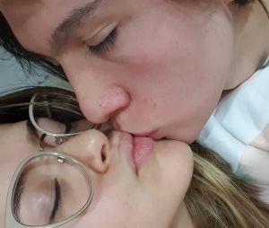 Maisa e Nicholas Arashiro completam dois anos de namoro nesta segunda-feira (18)