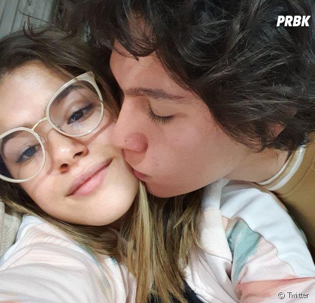 Maisa e Nicholas Arashiro completam dois anos de namoro e atriz ganha presente muito fofo do amado