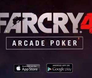 """Conheça """"Far Cry 4 Arcade Poker"""" o app companion do jogo"""