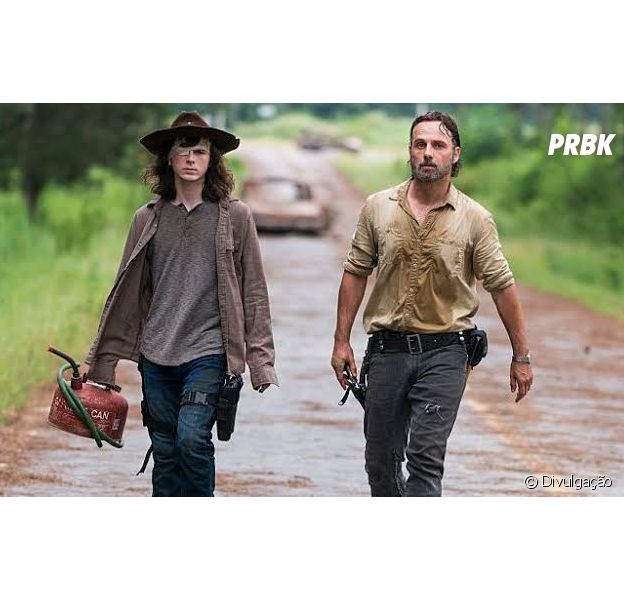 "Morte de personagem pode prejudicar final de ""The Walking Dead"""