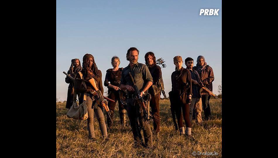 """""""The Walking Dead"""" pode não saber dar desfecho """"ideal"""" para a série"""
