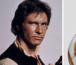 """Star Wars"": Han Solo (Harrison Ford) e BB-8 podem te representar!"