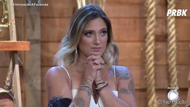 """Tati Dias não agradou em """"A Fazenda"""""""