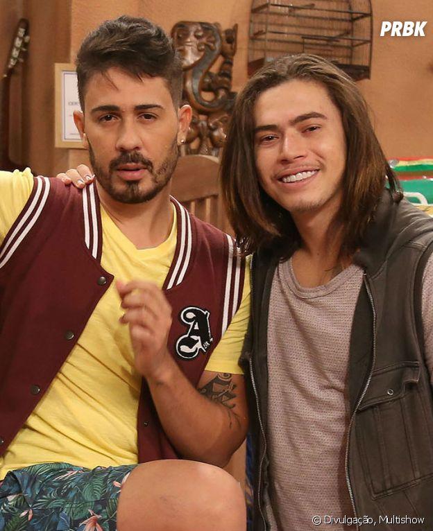 Whindersson Nunes e Carlinhos Maia brigam feio e trocam acusações no Twitter
