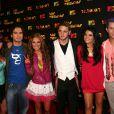Todos os integrantes do RBD não se reuniam há mais de 10 anos