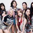 OGirls' Generation é um dos girlgroups mais antigos e renomados do K-Pop
