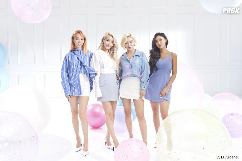 O Mamamoo é outro girlgroup que nunca decepciona o fandom