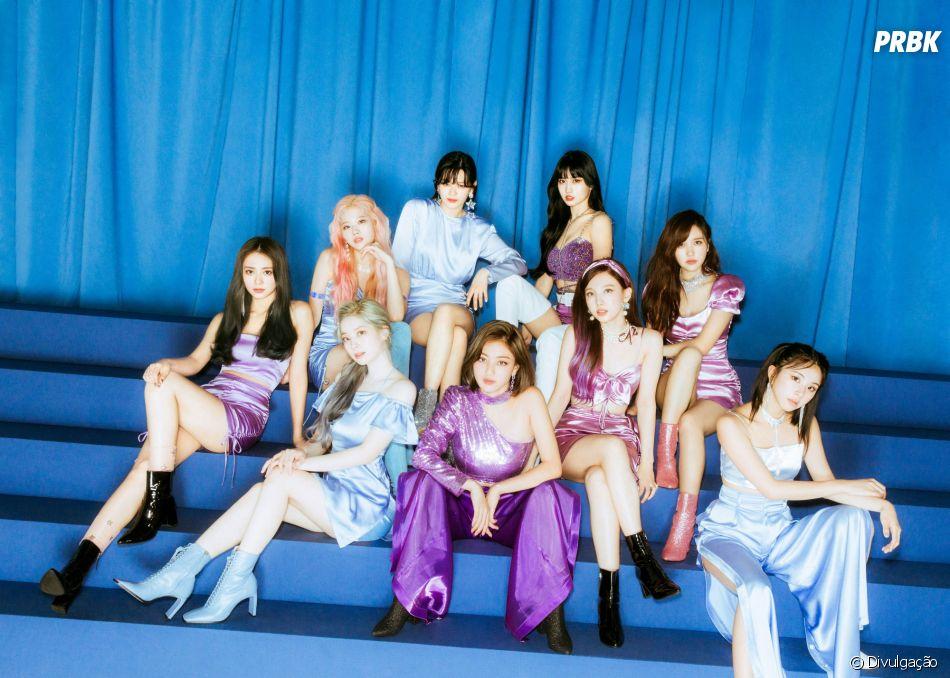 O TWICE é um dos maiores nomes dos girlgroups de K-Pop do momento