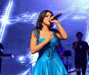 A apresentação de Maite Perroni fez com que a estrela mexicana conquistasse ainda mais os fãs