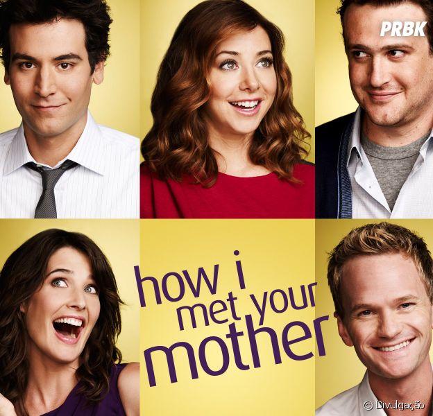 """""""How I Met Your Mother"""" teve todas as suas temporadas disponibilizadas na Amazon Prime Video"""