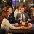 """""""How I Met Your Mother"""": Ted (Josh Radnor), Robin (Cobie Smulders), Lily (Alyson Hannigan), Marshall (Jason Segel) e Barney (Neil Patrick Harris) são os protagonistas da série"""
