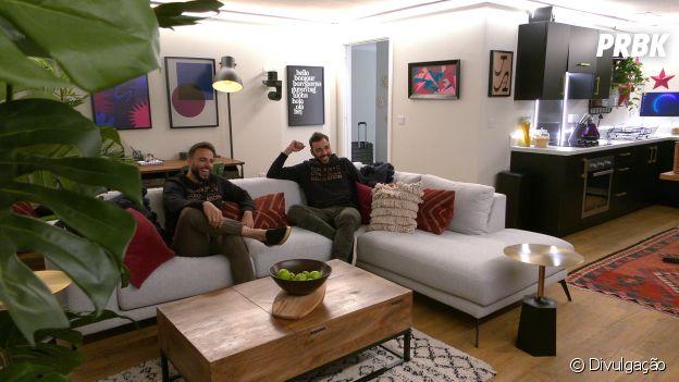 """The Circle Brasil"": gêmeos ainda vão entrar na 1ª temporada da versão brasileira do reality"