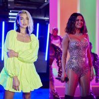 Dua Lipa ou Selena Gomez: qual nova era é a sua favorita? Vote na nossa enquete