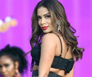 Anitta diz que não pretende fazer lives de show durante a quarentena