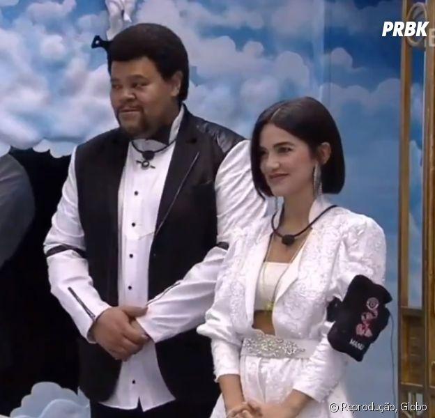 """""""BBB20"""": Babu e Manu protagonizam brincadeira e premiam os melhores e piores do programa"""