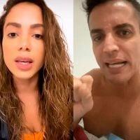 A treta entre Anitta e Léo Dias revela como realmente funciona o mundo das celebridades