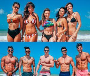 """""""De Férias Com O Ex Brasil"""": você lembra quem entrou como ex de quem no programa da MTV?"""