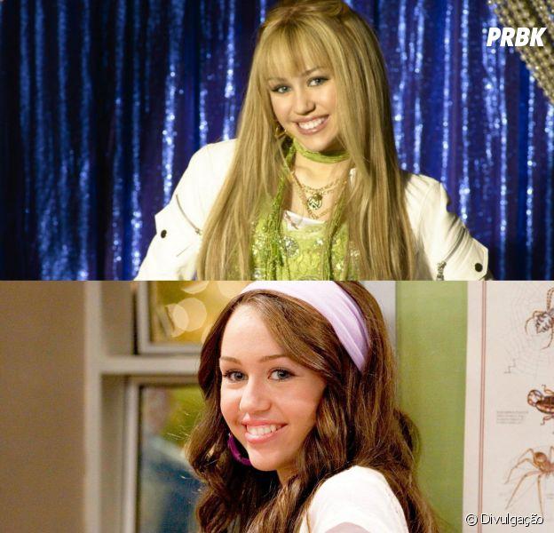 Descubra quantos % Hannah Montana, quantos % Miley Stewart você é