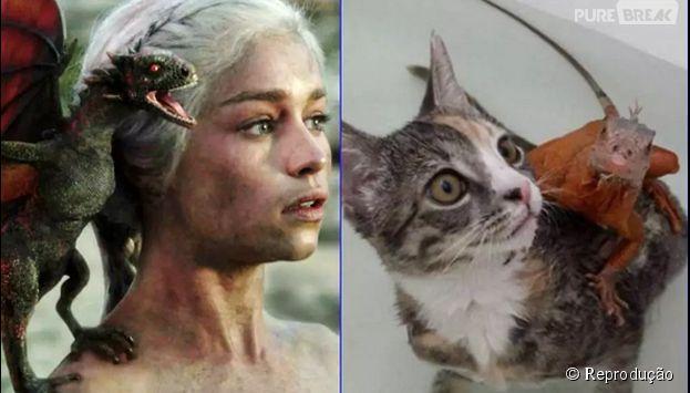 """Daenerys Targaryen (Emilia Clarke), de """"Game of Thrones"""", fielmente representada"""