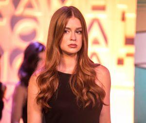 """""""Totalmente Demais"""": Eliza (Marina Ruy Barbosa) não tem muito comprometimento com o concurso"""