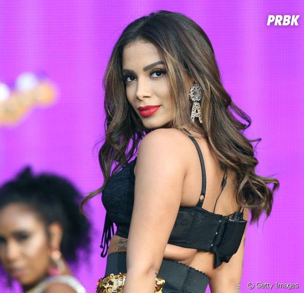 Anitta: qual será a música do seu próprio repertório que a artista não gosta?