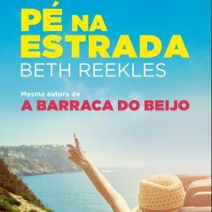 """Um novo livro com os protagonistas de """"A Barraca do Beijo"""" está a caminho! Conheça """"Pé na Estrada"""""""