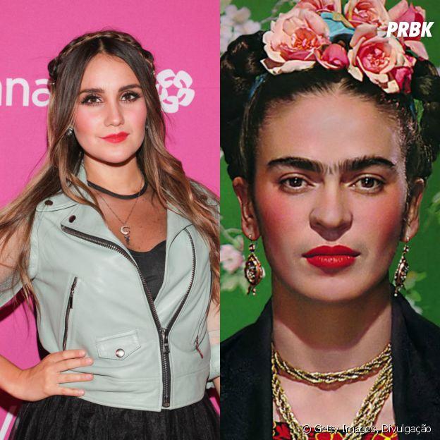 Ex-RBD, Dulce Maria é sobrinha neta de Frida Kahlo