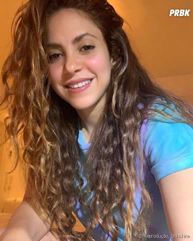 Shakira fez faculdade de História