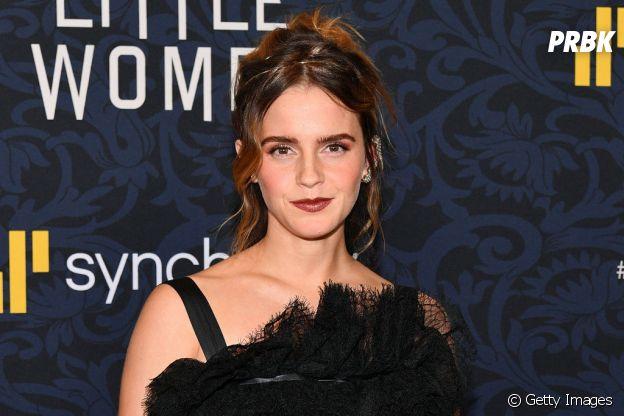 Emma Watson se formou em Literatura Inglesa