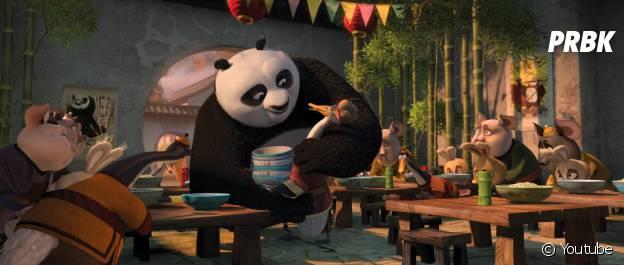 """""""Kung Fu Panda 3"""" tem estreia prevista para 24 de dezembro"""