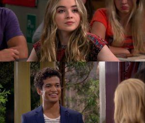 """Sabrina Carpenter e Jordan Fisher, de """"Dançarina Imperfeita"""", estiveram no Disney Channel na mesma época"""