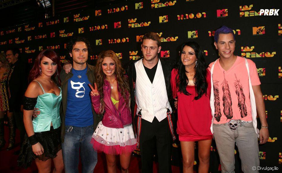 RBD: músicas voltam para o Spotify no dia 3 de setembro