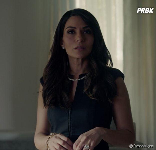"""De """"Riverdale"""", Marisol Nichols revela que trablhou para o FBI nos últimos seis anos"""
