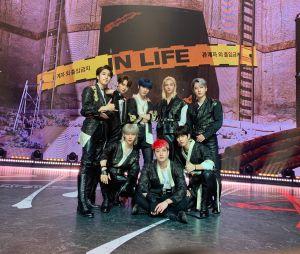 Stray Kids é um grupo bastante popular na Coréia do Sul