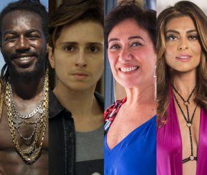 """""""A Força do Querer"""": os 4 verdadeiros protagonistas da novela"""