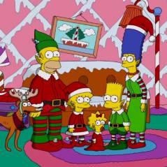 """Episódio de Natal dos """"Os Simpsons"""": a zueira da vez é com """"Frozen"""" e Homer pagando de Olaf"""