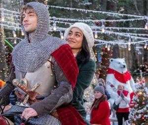 """Vanessa Hudgens também foi a protagonista de """"Um Presente do Passado"""", também da Netflix"""