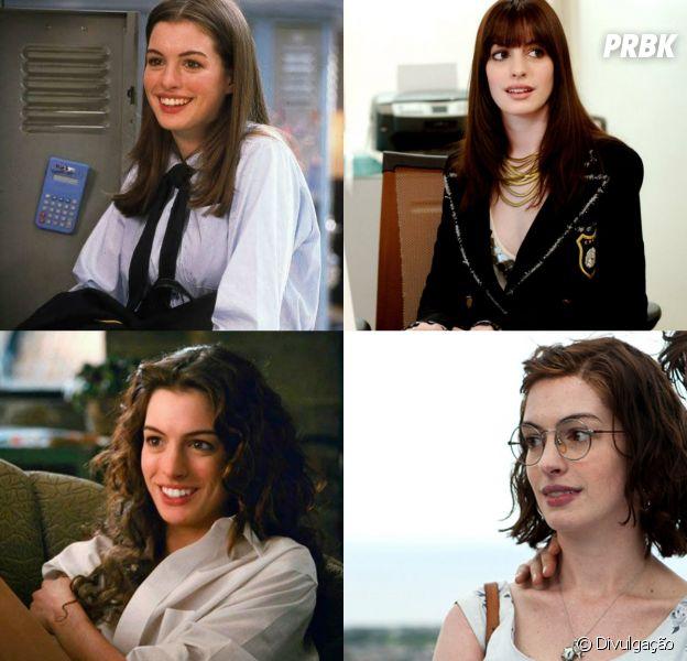 Quiz: qual personagem da Anne Hathaway você é?
