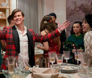 """""""Dash & Lily"""" foi gravado no segundo semestre de 2019 em Nova York, com a maior parte das cenas à noite"""